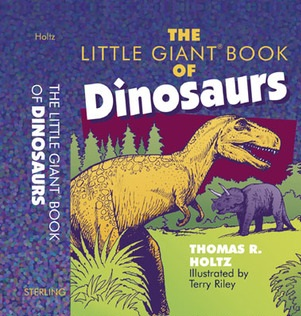 Image of The Little Giant Book of Dinosaurs