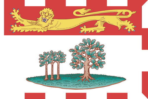 Flag of Prince Edward Island